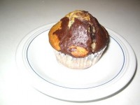 Muffinky s Nutellou