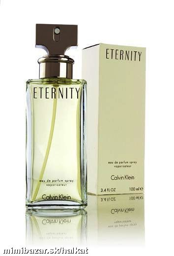 CALVIN KLEIN - ETERNITY edp 100 ml