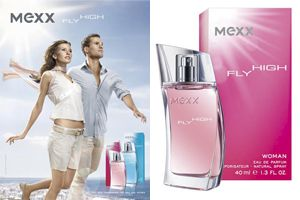 MEXX - FLY HIGH WOMAN 60 ml edt tester !!!!