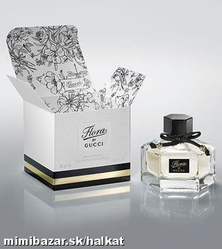 GUCCI - FLORA by GUCCI 75 ml edp !!!