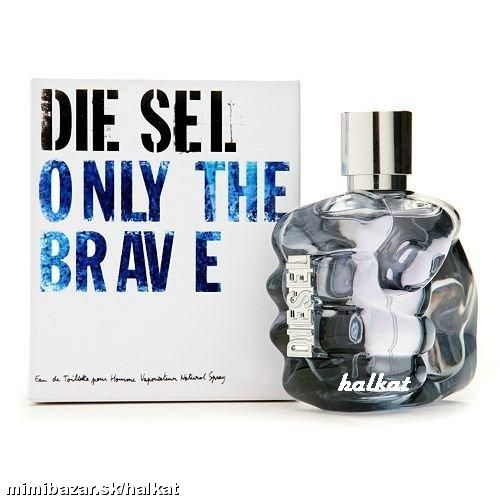 DIESEL - ONLY THE BRAVE 75 ml edt !!!