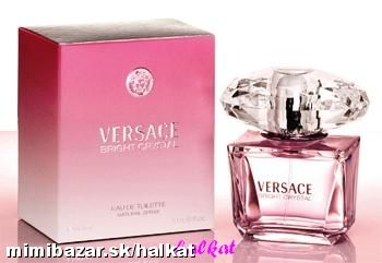 VERSACE-BRIGHT CRYSTAL 90 ml EDT tester