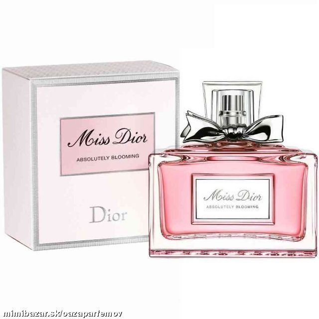 DIOR - MISS DIOR ABSOLUTELY BLOOMING 100ML EDP