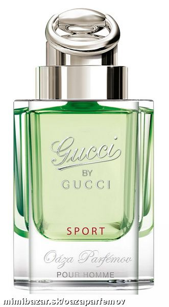 ♥♥♥GUCCI by Gucci SPORT Pour Homme 50ml SKLADOM♥♥♥