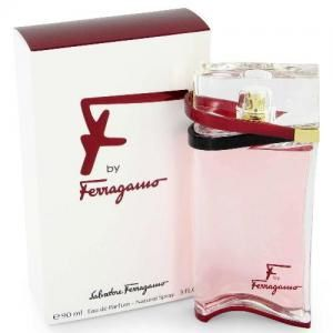 SALVATORE FERRAGAMO -  F BY FERRAGAMO EDP 90 ml
