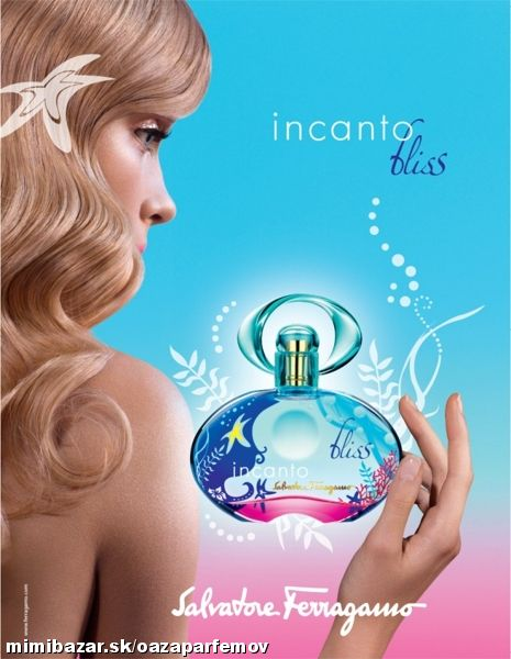 SALVATORE FERRAGAMO - Incanto BLISS 100ML SKLADOM