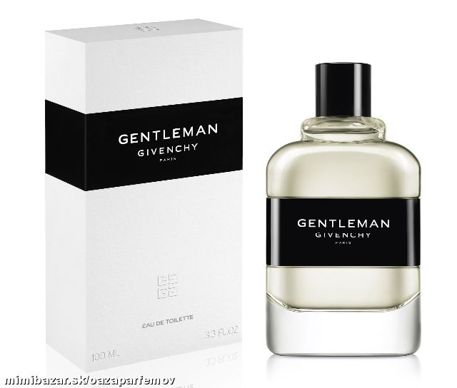 GIVENCHY - GENTLEMAN EDT 100ml