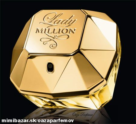 ♥♥♥♥PACO RABANNE-LADY MILLION EDP 30ML SKLADOM♥♥♥