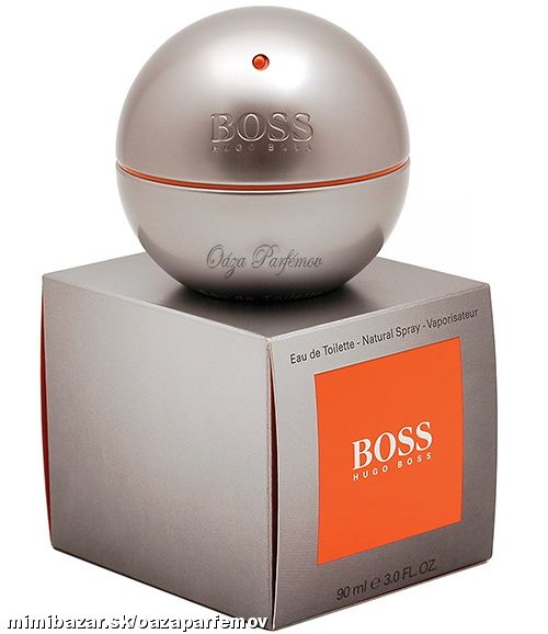 HUGO BOSS - BOSS IN MOTION EDT 90ML