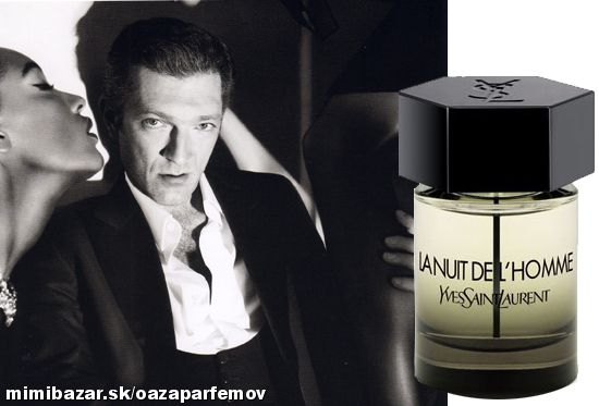 YVES SAINT LAURENT - LA NUIT DE L´HOMME EDT 100 ML