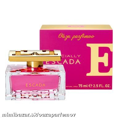 ESCADA ESPECIALLY ESCADA 75ML EDP TOP 2011 SKLADOM