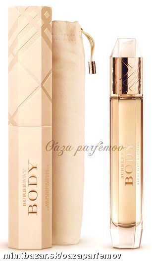 ♥♥♥BURBERRY BODY 85 ML EDP TESTER♥♥♥