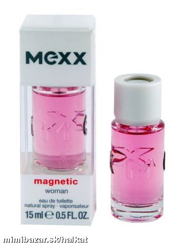 MEXX - MAGNETIC WOMAN 50 ml edt :-) !!!!