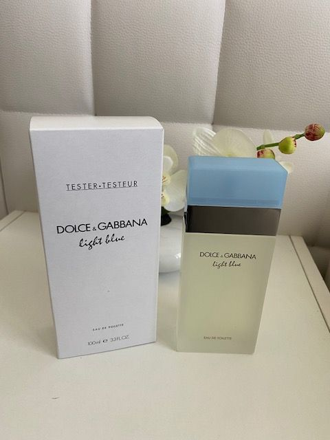 DG Light Blue Dreaming In Portofino 100ml tester