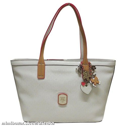 NOVÝ TOVAR     GUESS FROSTED KABELKA CARRYALL - 2 FARBY     528b393ee5c