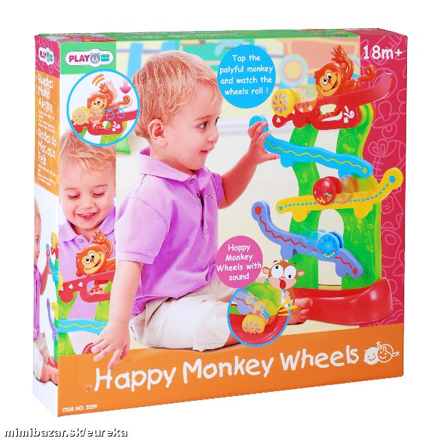 Hračka HAPPY MONKEY