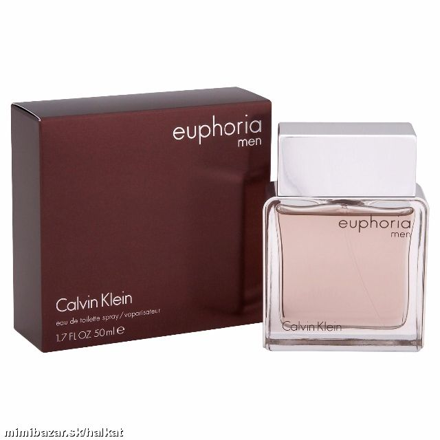 CALVIN KLEIN	EUPHORIA	EDT	MEN	100ml