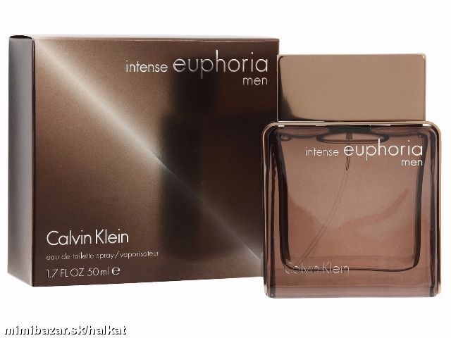 CALVIN KLEIN	EUPHORIA INTENSE	EDT	MEN	100ml