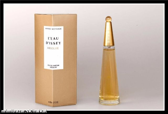 ISSEY MIYAKE L´EAU D´ISSEY ABSOLUE EDP Tester