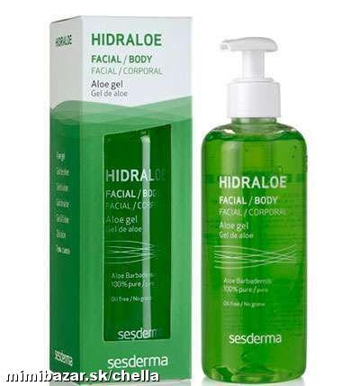 Hidraloe gel 100% .....250ml
