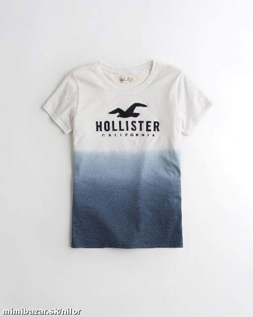 OMBRE TRICKO HOLLISTER vel.S-M