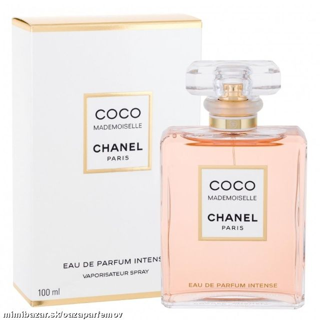 Chanel Coco Mademoiselle Intense edp 100ml