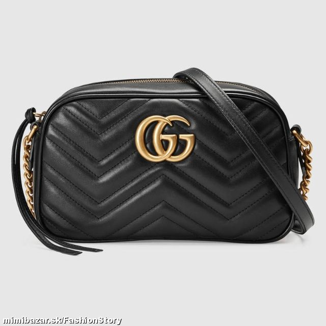 GUCCI MARMONT CROSSBODY - 4FARBY