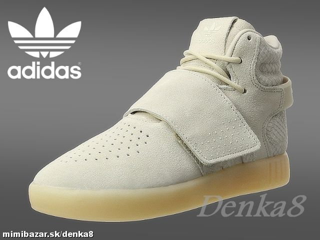 ADIDAS Originals TUBULAR Invader strap I kids obuv