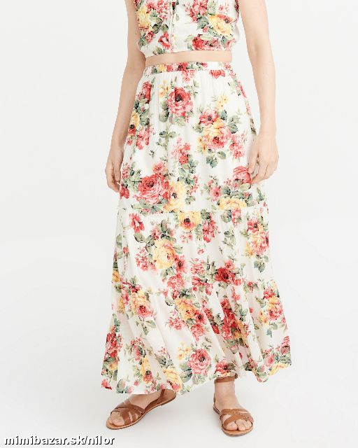 ABERCROMBIE&FITCH MAXI SUKNA vel.XS a S a M