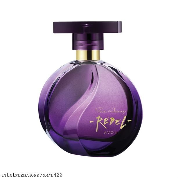Toaletný parfum Far Away Rebel