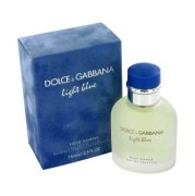 DOLCE AND GABBANA - LIGHT BLUE edt 125 ml tester !