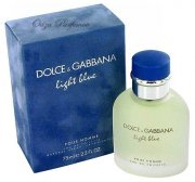 DOLCE & GABBANA - LIGHT BLUE MAN 125ml tester