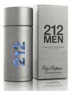 ♥CAROLINA HERRERA 212 MEN EDT 100ML ♥