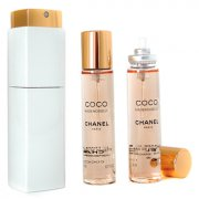 CHANEL COCO MADEMOISSELE 3X 20 ML EDP SPOLU 60 ML!