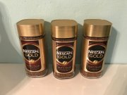 nescafe gold- 3 ks