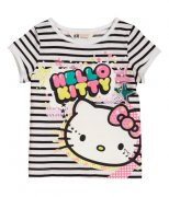 Tričko Hello Kitty H&M č.122/128
