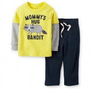 Carters - 2 set -tricko, teplaky 2T(92),