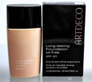 LONG LASTING FOUNDATION OIL FREE
