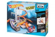 Hot Wheels set s mrakodrapom