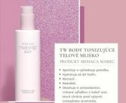 TimeWise Body™ Targeted-Action® TONIZUJÚCE mlieko
