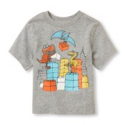 CHildren´s Place - tricko - 4T(104), 5T(110)