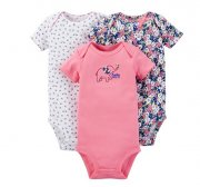 Carter´s - 3 set body - 9M(68),12M,24M(86)