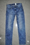 DENIM slim fit rifle 13-14y