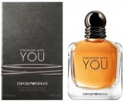 G.A.Emporio Armani Stronger with You edt100ml men