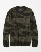 ABERCROMBIE&FITCH ARMY PULOVER vel. M a XXL