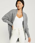 ABERCROMBIE&FITCH CARDIGAN vel.XS/S/M
