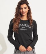 HOLLISTER LOGO TRICKO vel.S a M