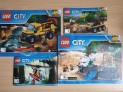 Lego City Prieskum džungle 60161
